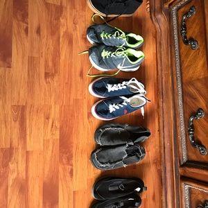 5 Man tenis shoes